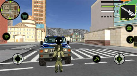 US Army Stickman Rope Hero counter OffRoad v1