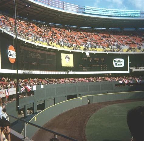 Three Rivers Stadium - history, photos and more of the