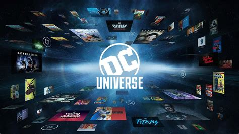 DC Universe: Everything to know about the superhero