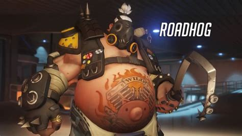 Overwatch Roadhog Guide: Counters, Ability Tips, Strategy