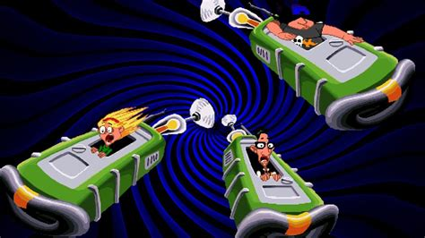 Day of the Tentacle - Neuauflage des Adventure-Klassikers
