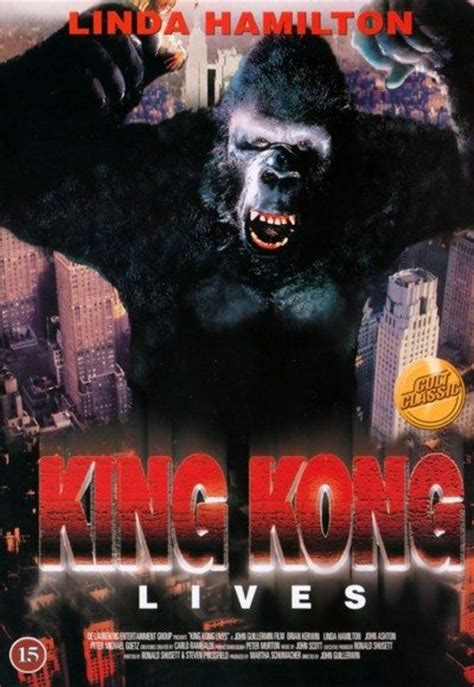 King Kong Lives (1986) (In Hindi) Full Movie Watch Online
