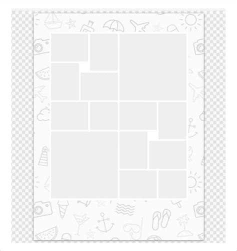 39+ Photo Collage Templates - Free PSD, Vector EPS, AI