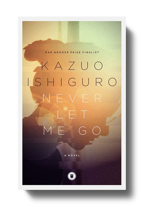 NEVER LET ME GO Book Cover on Behance