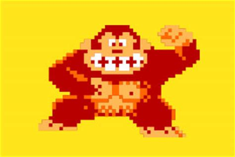 Donkey Kong Hires Vector Images and Graphics | Ai and Eps