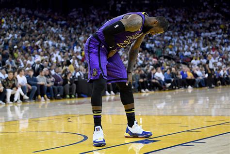 NBA Injury News: When Will The Lakers' LeBron James