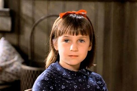 Mara Wilson Shares What It Was Like Growing Up On Screen