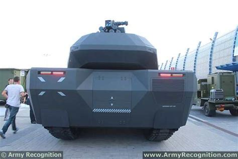 PL-01 Concept Direct Fire Support Vehicle technical data