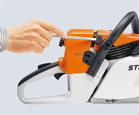 MS 310 - Multilaterally classic 3,2kW-Petrol chainsaw