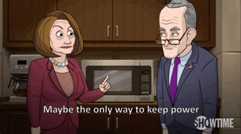 Season 1 Showtime GIF by Our Cartoon President - Find