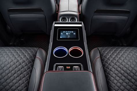 BRABUS bucket seat system for the G-Class - News & Events