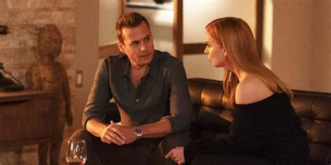 Will Suits End With Harvey And Donna Engaged In The Series