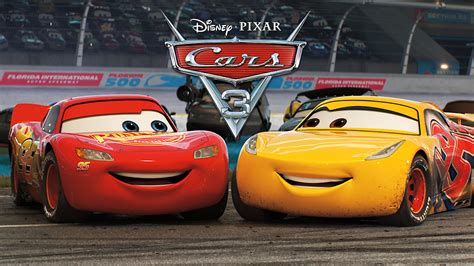 Is 'Cars 3' available to watch on Netflix in Australia or