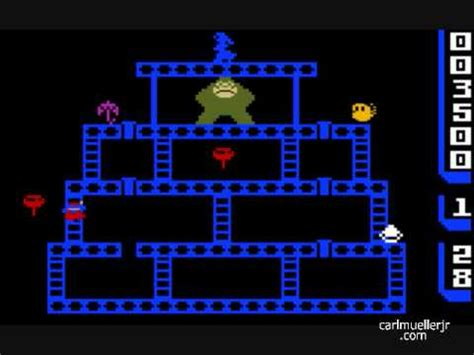 Donkey Kong Arcade 2011 for Intellivision Preview (by