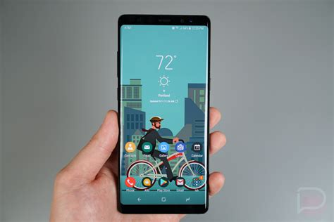 My 5 Favorite Galaxy Note 8 Themes – Droid Life