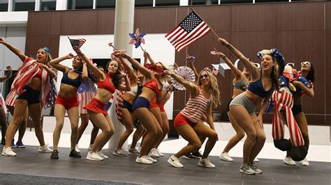 Patriots Cheerleaders Auditions: Boot Camp