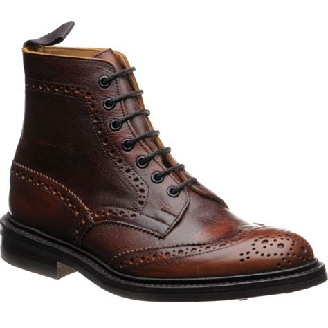 Trickers shoes   Tricker Country Collection   Stow (Rubber