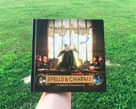 """Review & Giveaway: Win a Copy of """"Harry Potter: Spells"""