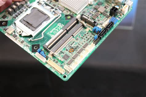 ASRock Unveils First LGA 1151 Socketed Motherboard