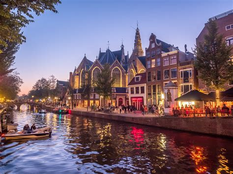 Red Light District in Amsterdam and Other Warnings and