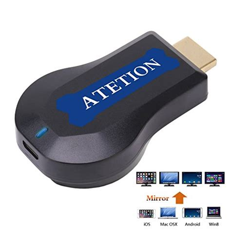 Miracast Dongle, Fiyapoo 5G / 2