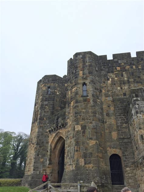 Alnwick Castle in Northumberland, England | 13 Places