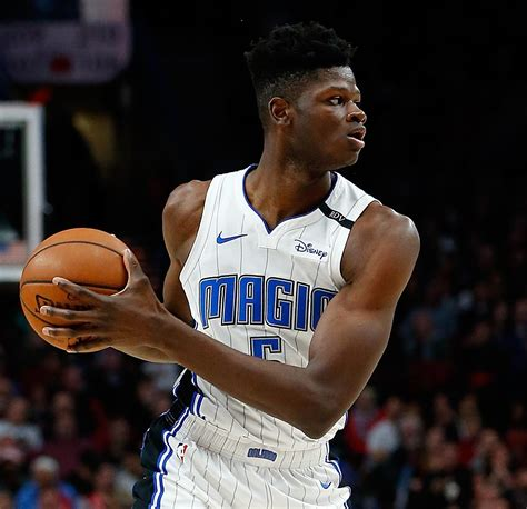 Mo Bamba 'Stealing as Much as He Can' from NBA's Most