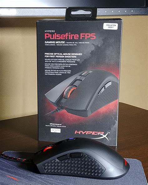 Gaming: HyperX Pulsefire FPS Mouse Review - Beantown Review