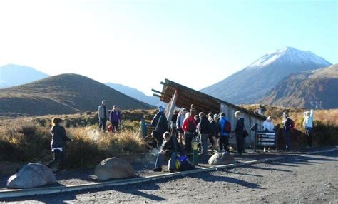 Will Your Body Stand The Tongariro Crossing Test?
