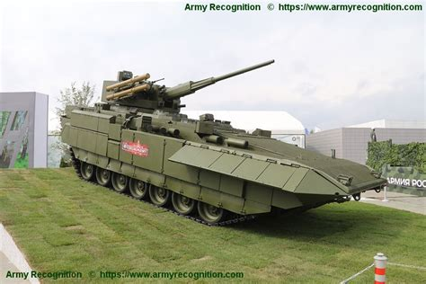 New T-15 IFV Infantry Figfhting Vehicle with 57mm cannon