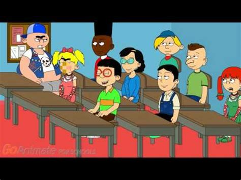 Helga Swears in the Classroom and Gets Grounded - YouTube