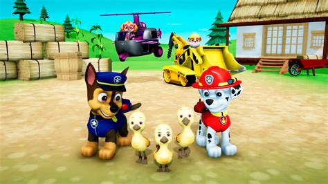 Paw Patrol and Crayola Scoot auf PS4 | Offizieller