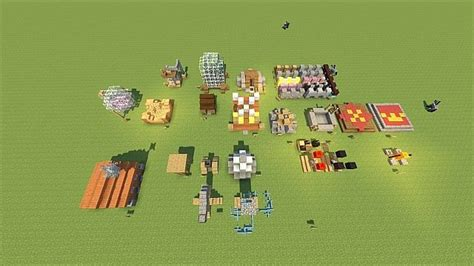 Clash of Clans Building Pack Minecraft Project