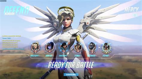 I PLAYED WITH THE HIGHEST LEVEL PERSON IN OVERWATCH - YouTube