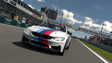 BMW M4 Safety Car at SEMA - Available for Gran Turismo 6