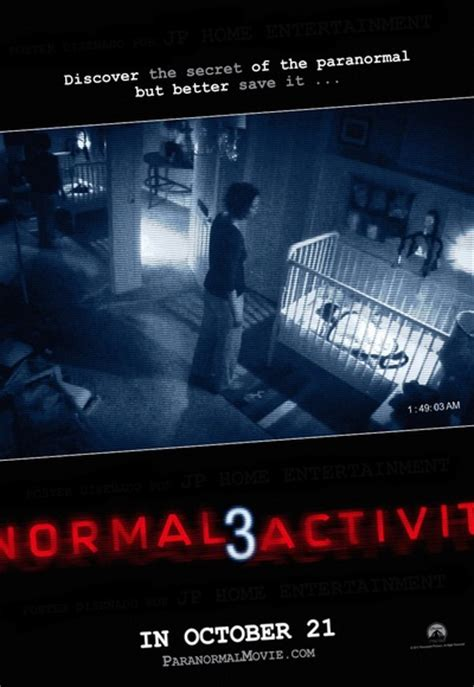 Paranormal Activity 3 (2011) (In Hindi) Full Movie Watch