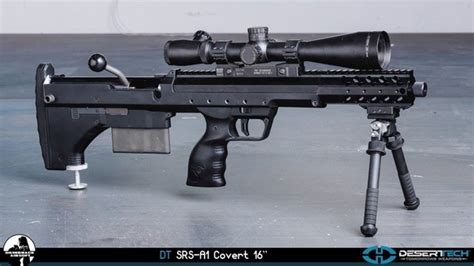 What qualifies something as a 'bullpup' rifle? - Quora
