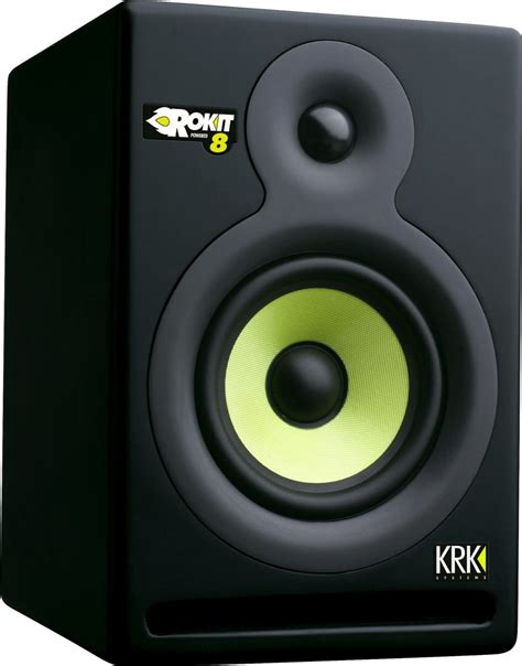 KRK RP8 Rokit Powered 2-Way Active Monitor | zZounds