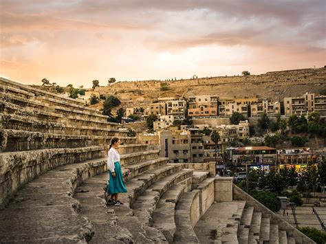 A Day in Amman, Jordan | Postcards from a Wide World