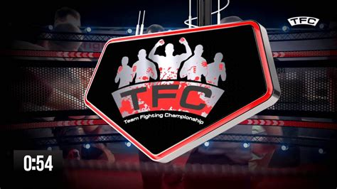 Fight 3 of the TFC Event 1 LPH (Poznan, Poland) vs