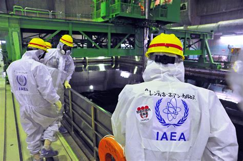 IAEA says Tepco should consider water release | The Japan