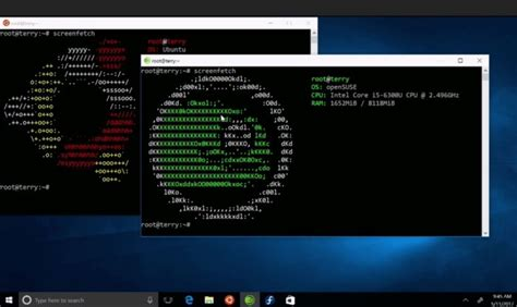 Windows Subsystem for Linux welcomes Suse and Fedora