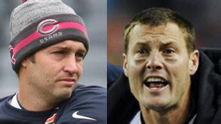 Jay Cutler and Philip Rivers: The secret lives of QBs