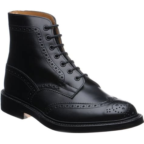 Trickers shoes   Trickers Country Collection   Stow brogue