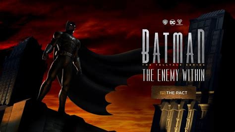 Batman: The Enemy Within – A Telltale Series – Episode Two