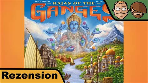 Rajas of the Ganges - Brettspiel - Review - YouTube