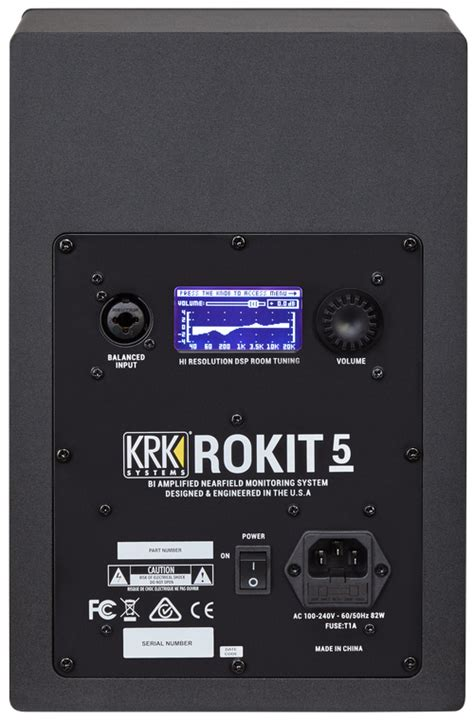 KRK Systems - The new ROKIT G4 Professional Monitor Family