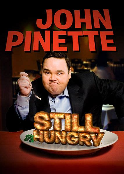Is 'John Pinette: Still Hungry' available to watch on