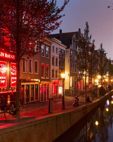 Red Light District, Amsterdam, Netherlands - Culture
