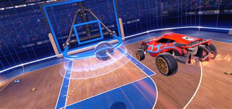 The Hoops DLC for Rocket League is out next week - VG247